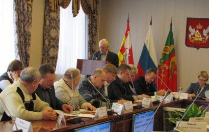 Сессия Совета народных депутатов Таловского муниципального района