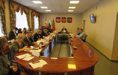 Заседание экспертной группы по оценке эффективности развития сельских поселений Таловского муниципального района.