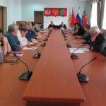 Изменения в Устав Таловского муниципального района обсудили на публичных слушаниях