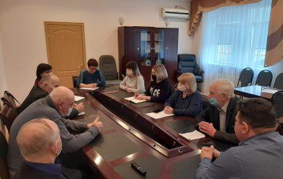 Заседание Совета Общественной палаты Таловского района